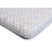 Vrchný Matrac Viva Pur - biela, textil (200/90/6cm)