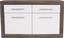 Hängeschuhschrank Focus - Weiß, MODERN, Holzwerkstoff (120/70/34,6cm)