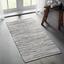 Ručně Tkaný Koberec Verona 2 - šedá, Basics, textil (80/150cm) - Modern Living