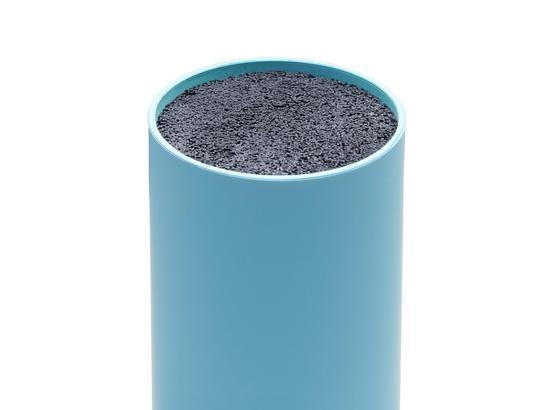 Blok Na Nože Thorsten - petrolej, Konvenční, umělá hmota (11/22,5cm) - Mömax modern living