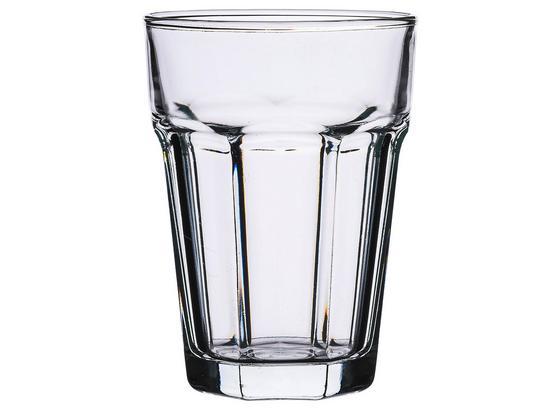Pohár Eva -based--top- - číre, Konvenčný, sklo (9,2/12,8cm) - Based