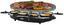 Raclette-Grill RG-S 93 - Schwarz/Grau, MODERN, Kunststoff/Stein (42/12,5/32cm)