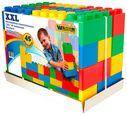 Steckbausteine XXL 45-teilig - Multicolor, MODERN, Kunststoff (54/33/42cm)