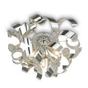 Stropná Lampa Sila - Moderný, umelá hmota/kov (50/28cm) - Premium Living