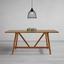 Jedálenský Stôl Amilia - farby borovice, Moderný, drevo (180/100/76cm) - Modern Living