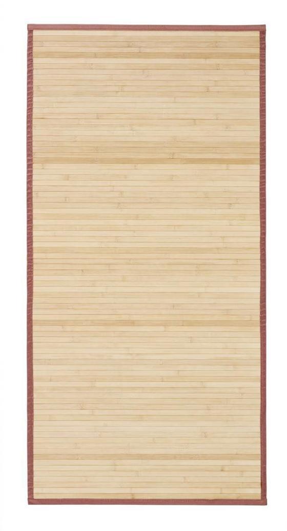 Koberec Natascha - hnědá, Konvenční, dřevo (200/250cm) - Mömax modern living