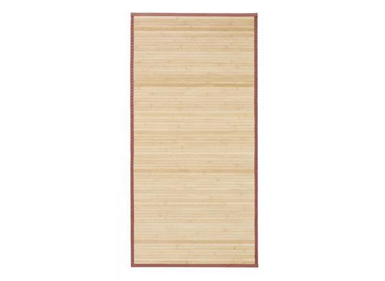 Koberec Natascha - hnedá, Konvenčný, drevo (140/200cm) - Mömax modern living