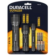 Taschenlampe Duracell Trio E - MODERN, Kunststoff