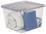 Box mit Deckel Beppo I - Transparent, KONVENTIONELL, Kunststoff (39/39/26.5cm) - Plast 1