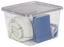 Doboz Fedéllel - Áttetsző, konvencionális, Műanyag (39/39/26.5cm)