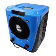 Wärmepumpe Splash 3,4 Blau - Blau, Basics, Kunststoff (31/38,5/36cm)