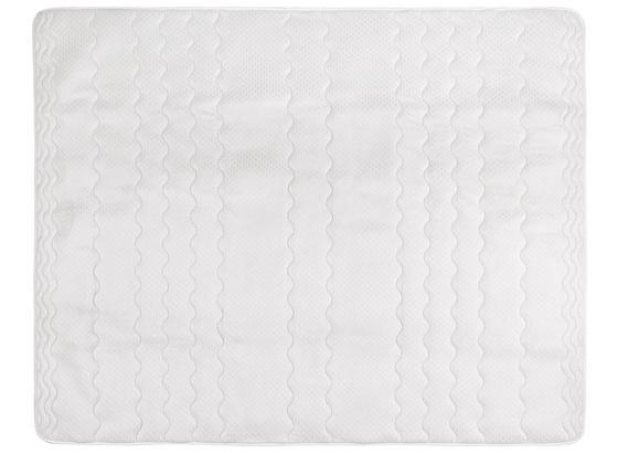 Podložka Na Postel Visco -ext- - bílá, textil (180/200cm) - Nadana
