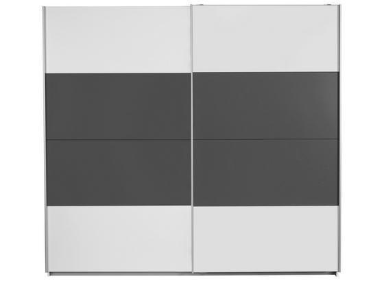 Skriňa S Posuvnými Dverami Feldkirch 136/210 - Moderný, kompozitné drevo (136/210/62cm)