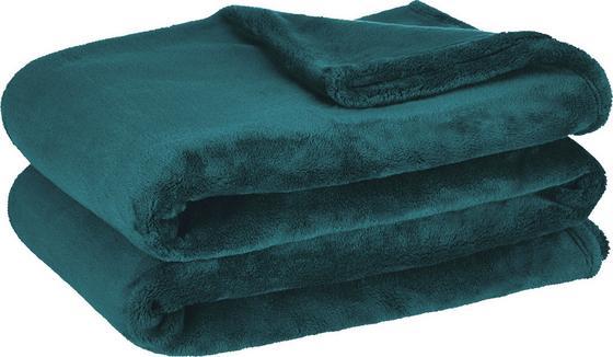 Deka Michael Xxl - petrolejová, textil (220/240cm)