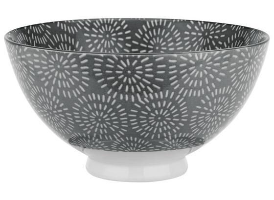 Miska Nina - sivá, keramika (14cm) - Mömax modern living