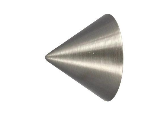 Zakončovací Diel Combi Spitze, 2 Ks/balenie - farby ušľachtilej ocele, Moderný, kov (1/1/1cm) - Mömax modern living