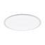 LED-Paneel Sarsina - Weiß, MODERN, Kunststoff/Metall (60/5cm)