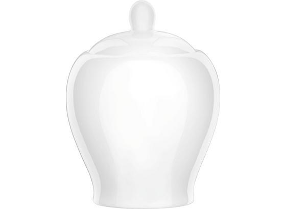 Dóza Na Cukor Bonnie - biela, Moderný, keramika (0,35l) - Mömax modern living