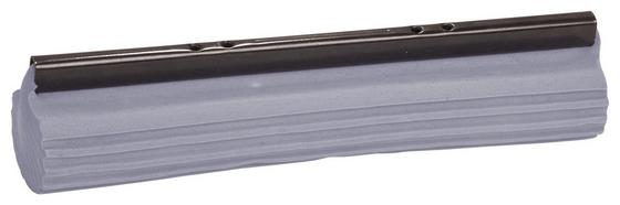 Ersatzschwamm Liam - Grau, KONVENTIONELL, Textil (7/29cm) - Ombra