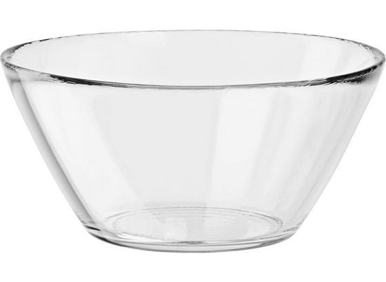 Miska Basic - číre, sklo (6,5/13/13cm) - Mömax modern living