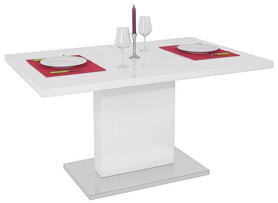 Outdoor Küche Otto : Esstisch otto 140cm weiß hochglanz online kaufen ➤ möbelix