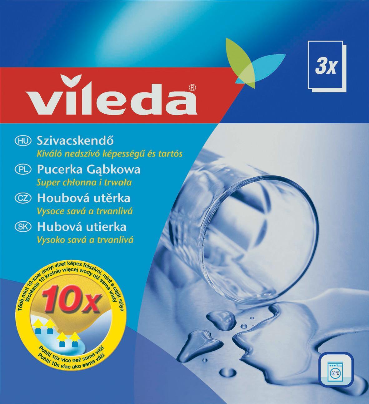 Classic Szivacskendő Vileda - konvencionális