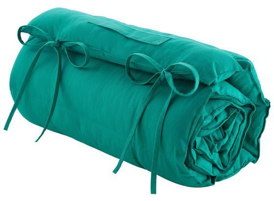 Plážová Podložka Uni - zelená, textil (60/180cm) - Mömax modern living