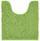WC-Vorleger Liliane - Grün, KONVENTIONELL, Textil (45/50cm) - Ombra