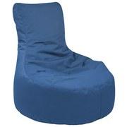 Outdoorsitzsack Slope B: 85 cm Blau - Blau, Basics, Kunststoff (85/90/85cm) - Ambia Garden