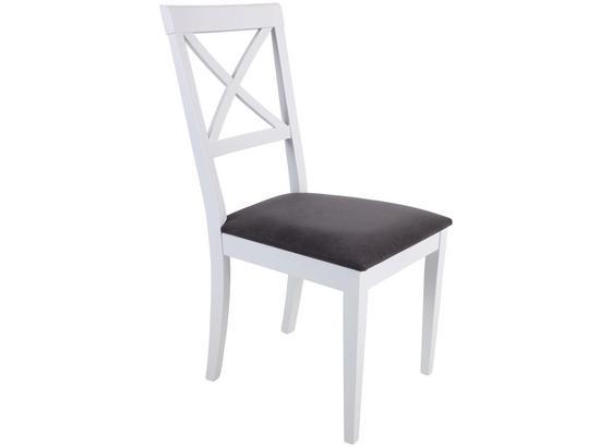 Weißer Stuhl Aus Holz
