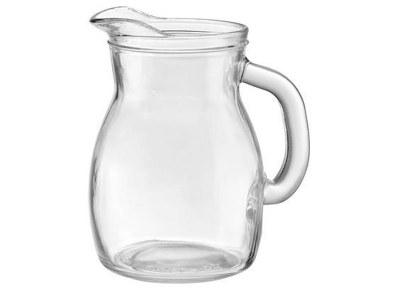 Džbán Skleněný Pitch - čiré, sklo (9,7/14,3cm) - Mömax modern living