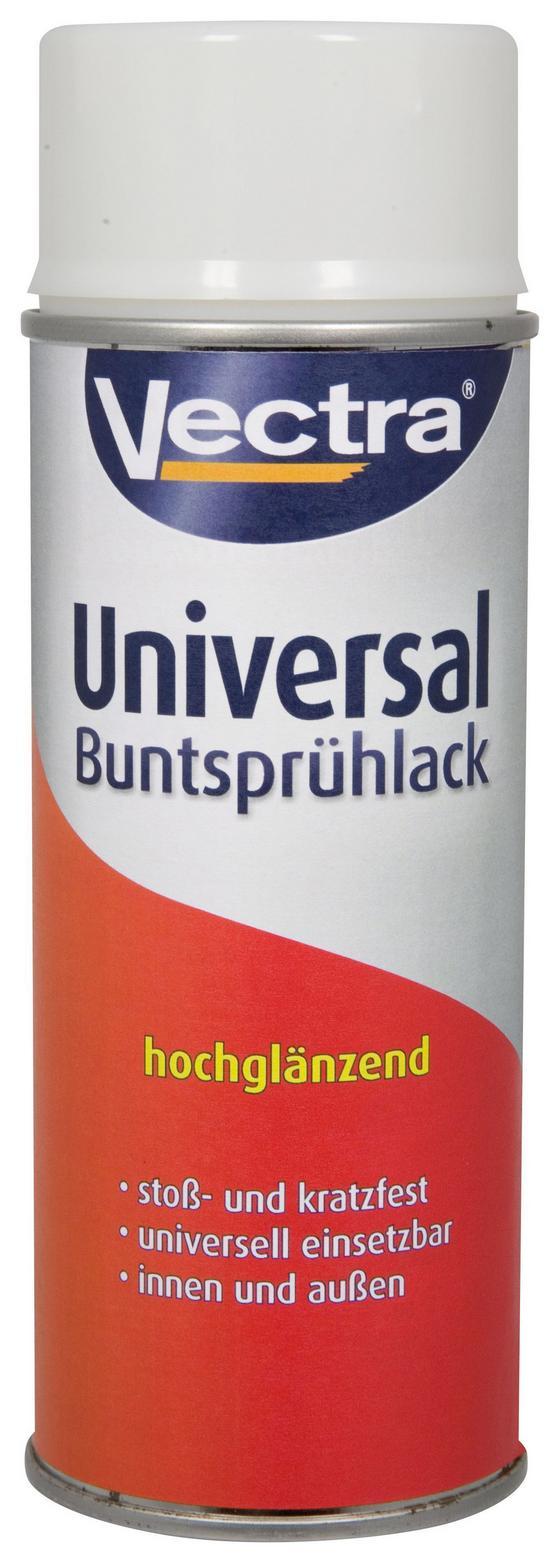Sprühlack Vectra Reinweiß - Weiß (0,400l)