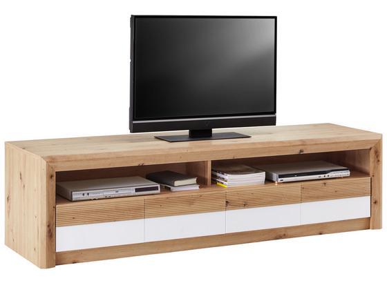 tv element kashmir new eichefarben schwarz modern holzwerkstoff 185