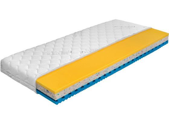 Matrac Memory Air 'cenový Trhák' - svetlozelená, Konvenčný, textil (200/80/17cm)