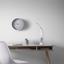 Lampa Na Písací Stôl Freddy - biela, Štýlový, plast (9/50cm) - Mömax modern living