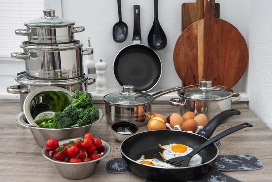 Praktisches Küchenset