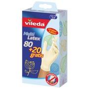 Einweghandschuh Multi Größe S/m - Weiß, KONVENTIONELL, Kunststoff - Vileda