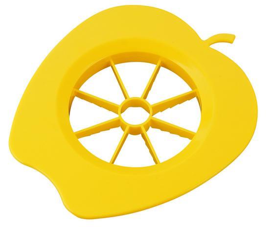 Almavágó Probus - sárga, konvencionális, műanyag (10,5cm)