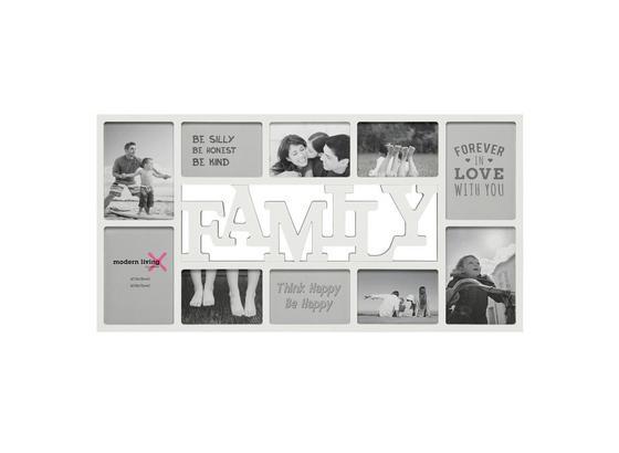 Rám Na Obrazy Alfred -top- - bílá, Moderní, karton/umělá hmota (73/37/2cm) - Mömax modern living