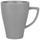 Hrnek Na Kávu Nele - šedá, Moderní, keramika (8,5/11cm) - Premium Living