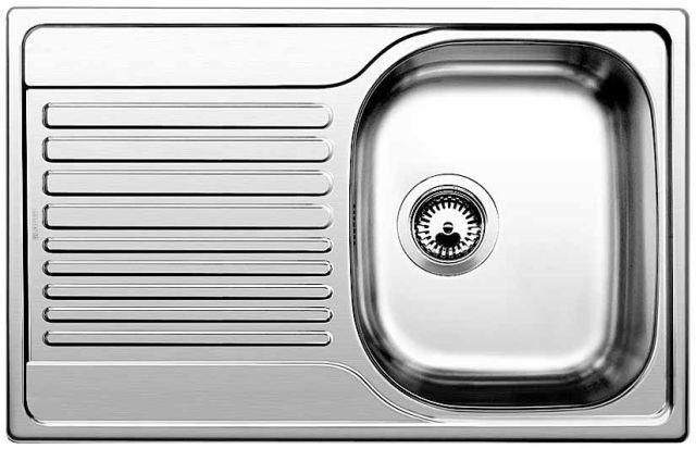 Beépíthető Mosogató Blanco Tipo 45s Compact-c