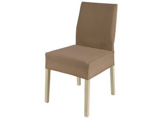 Přehoz Na Židli Hanna -ext- - šedohnědá, textil (47/47/67cm) - Mömax modern living