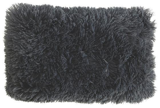 Zierkissen Carina 30x50 cm - Anthrazit, MODERN, Textil (30/50cm) - Luca Bessoni