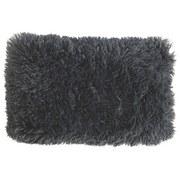 Zierkissen Carina - Anthrazit, MODERN, Textil (30/50cm) - LUCA BESSONI