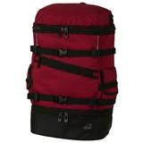 Rucksack Can ca. 30/50/19cm Volumen ca. 33 Liter - Rot, MODERN, Textil (30/50/19cm) - Walker