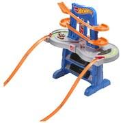 Autorennbahn Hot Wheels - Blau/Orange, Basics, Kunststoff (77,5/78,7/36,2cm)