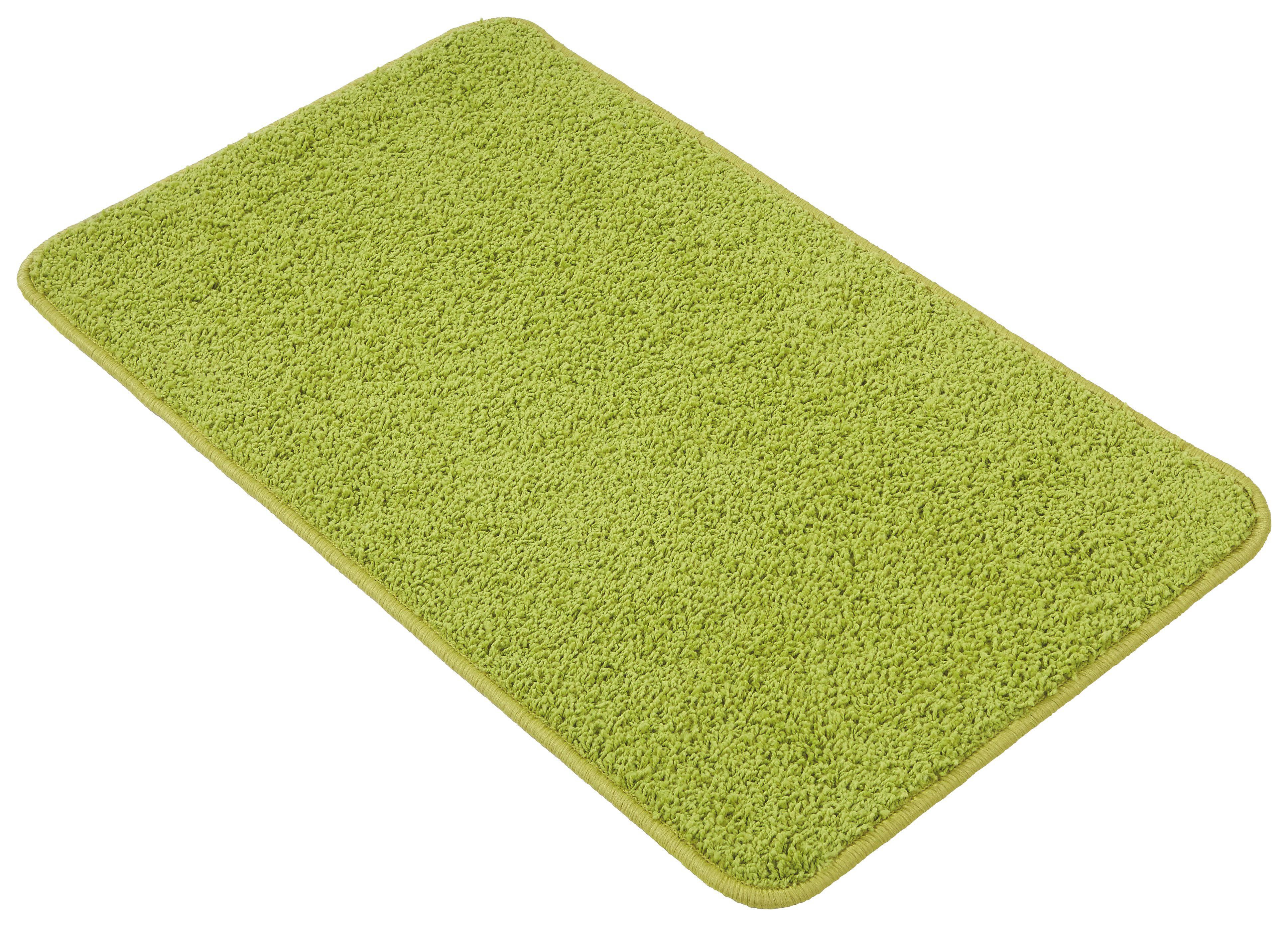 Shaggy Szőnyeg Sphinx - zöld, konvencionális, textil (60/100cm)