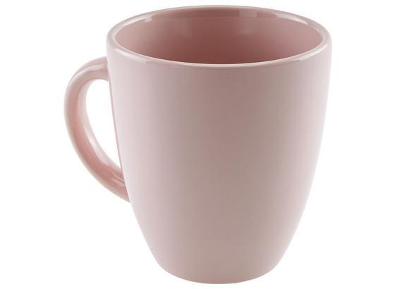 Kaffeebecher Fiorella - Altrosa, KONVENTIONELL, Keramik (0,3l) - Ombra