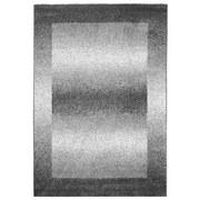 Webteppich Grau Catania 160x230 cm - Grau, MODERN, Textil (160/230cm)