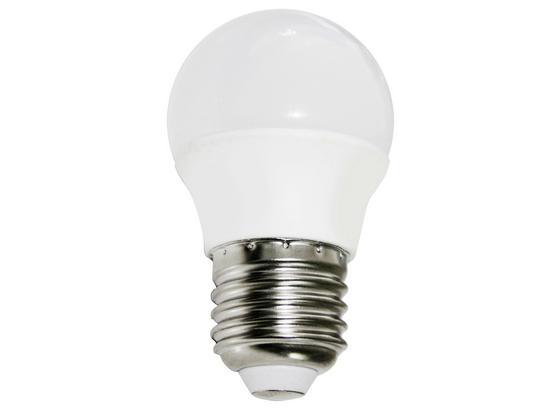 Led Žárovka 10698, E27, 6 Watt - kov/sklo (4,5/7,7cm)
